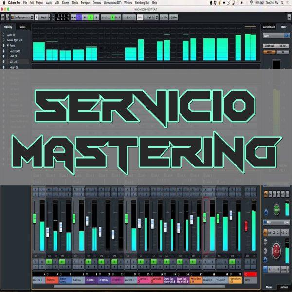 Servicio Mastering