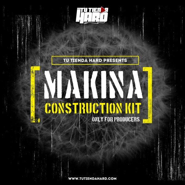 Tu Tienda Hard Presents Makina Construction Kit Vol 1