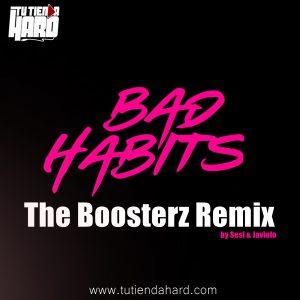 Ed Sheeran - Bad Habits - (The Boosterz Remix )
