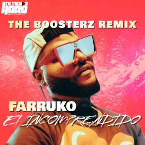 Farruko - EL INCOMPRENDIDO REMIX (The Boosterz Hard Psy Remix)